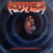 CD ATTOMICA ‎– LIMITS OF INSANITY (NEW/SEALED)