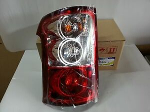Ssangyong Genuine REAR TAIL COMBI LAMP ASSY-LH for MUSSO SPORTS ~05 #8360107001