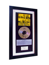 REM Green CLASSIC CD Album GALLERY QUALITY FRAMED+EXPRESS GLOBAL SHIP