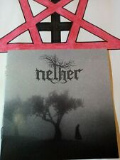 NETHER  (BEL)  Between Shades and Shadows    Black Metal CD