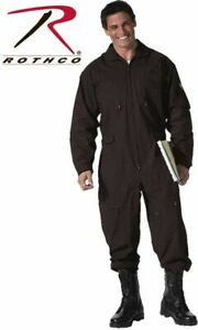 Flight Suit Air Force Style Style Flight Coveralls Camouflage or Solid ROTHCO
