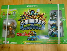 Skylanders SWAP Force Starter Pack Xbox One Nuevo precintado Aventura castellano