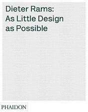Fachbuch Dieter Rams As Little Design at Possible, Braun und mehr, tolle Fotos