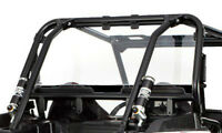 NEW OEM Polaris 2014 2015 RZR 1000 XP OEM Lock & Ride Polycarbonate Rear Panel