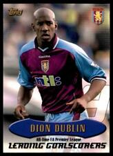 Topps Premier Gold 2003 - Aston Villa Dion Dublin - AT14