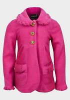 Girls Pink Fleece Coat, Soft Touch , sizes 4 years to 7 Years