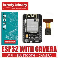 ESP32-CAM ESP32 Cam WiFi Bluetooth Development Board + OV2640 Camera Module SYD