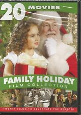 NEW 20 CHRISTMAS MOVIE 4 DVD SET (A MIRACLE ON 34TH STREET, CHRISTMAS CAROL 1948