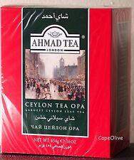 Ahmad Tea London Ceylon Tea OPA Largest Ceylon Leaf Tea (Loose) 454g EXPEDITED S