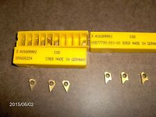 3.41020R902 GRADE; CS5 CARBIDE INSERTS FOR KENNAMETAL HIGH PERFORMANCE BF SYSTEM