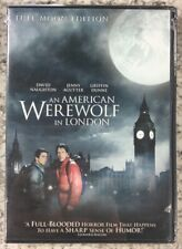 An American Werewolf in London (2-Disc Dvd Set, Full Moon Edition) Free Ship