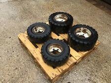 More details for forklift wheels & tyres solids vat included jungheinrich 200/50-10 & 16 x 6-8