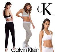 Womens Calvin Klein Leggings & Bra Top Set with CK box