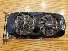 Gigabyte WINDFORCE NVIDIA GeForce GTX 560 Ti GV-N560OC-1GI PCIe VIDEO CARD