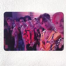 SuperM SUPER ONE group Photocard
