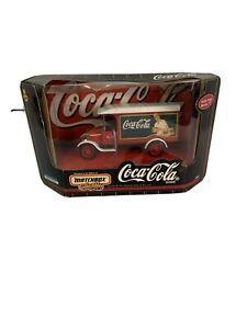 Coca-Cola Matchbox Collectibles 1926 Ford Model TT