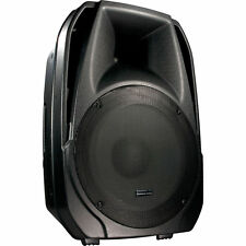 "American Audio ELS-15BT Wireless Bluetooth 2-way 15"" Active DJ PA Speaker"