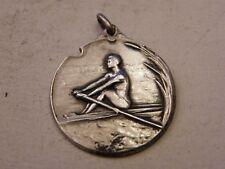 Médaille Argent FBSA 1920 Sports Nautiques