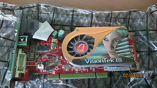 VisionTek ATI Radeon X1550 (X1550PCI256) 256 MB DDR2 SDRAM PCI Graphics adapter