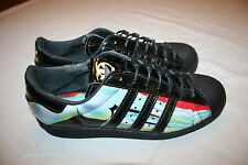 Adidas Art PRB Multi Color Skate Skateboarding Shoes Size 8.5 Flux