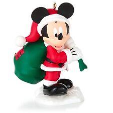 "2014 Hallmark ""Santa's Happy Helper"" Ornament - A year of Disney Magic - #5"