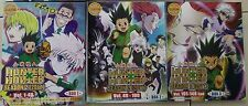 Hunter x Hunter (2011) Complete Series Episode 1 - 148 Express Shipping to Usa