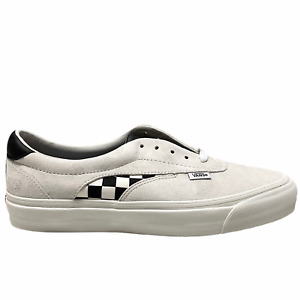 Size 10 - 2020 Vans Acer Ni SP Staple Marshmallow White / Black VN0A4UWY17S