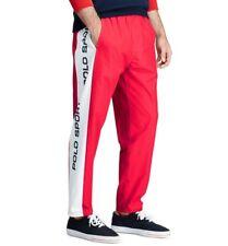Ralph Lauren Polo Sport freestyle Track Pants red windbreaker