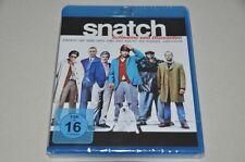 Blu Ray - Snatch - Schweine und Diamanten - Brad Pitt - Blueray Neu OVP