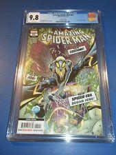 Amazing Spider-man #61 2nd print variant CGC 9.8 NM/M Gorgeous Gem