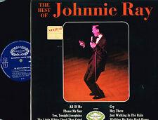 The Best Of JOHNNIE RAY Vinyl LP STEREO Hallmark UK 1966 S HM576 A1/B1 @Excellt@
