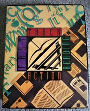 Fast Track Action Reading Set 6 Audio Tapes Vhs Video Games Flashcards Work 000016F4 book