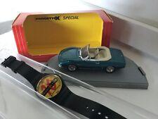 PROGETTO K FIAT DINO SPYDER PROM. CON OROLOGIO SUPERMINT IN BOX 1/43