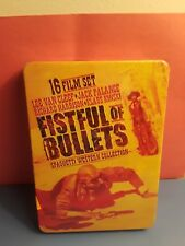 Fistful of Bullets: Spaghetti Western Collection - 16 Film Set (DVD) New