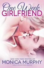 One Week Girlfriend-Monica Murphy-One Week Girlfriend Quartet #1-trade sized