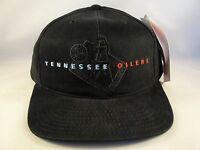NFL Tennessee Oilers Vintage Snapback Hat Cap American Needle