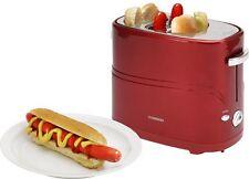Hotdog-Maker Melissa 16250059 Hot-Dog-Toaster Würstchenwärmer Hotdoggerät