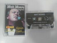 Matt Monro Canta IN Spanish 12 exitos 2000 - Cinta Tape Cassette
