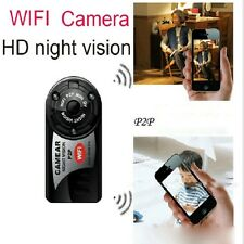 WiFi camera Mini DV Wireless IP Camera camcorder Video Record wifi hd pocket-siz