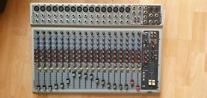Peavey PV 20 USB Mixer (Analogmixer) 16/18 Kanal Mischpult