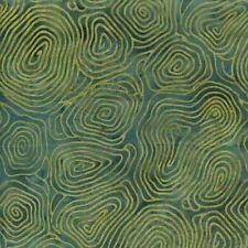 Makower Isla Batiks 100% Algodón Patchwork Quilt Batik Tela 6/583 por 0,5 M