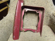 1980 Ford Crown Victoria LH Tail Light Bezel