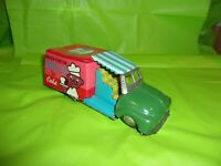 "RARE VINTAGE  ""OVEN-FRESH BREAD & CAKE""  TIN FRICTION TOY TRUCK!!!!!"
