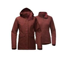 NEW SMALL WOMENS THE NORTH FACE MERRIWOOD TRICLIMATE SKI WINTER JACKET COAT