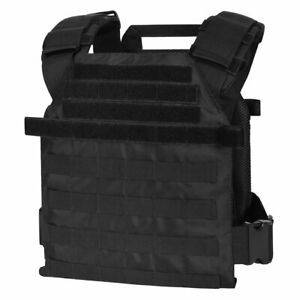 "MOLLE PALs Fast Plate Carrier Vest for 10""X12"" Plates 1050 Nylon Adjustable"