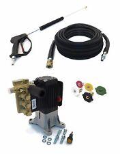 4000 psi POWER WASHER PUMP & SPRAY KIT John Deere PR-4000GH PR-4000GS PR-3400GS