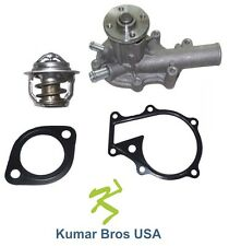 New Kubota Water RTV1100CR RTV1100CR9 RTV1100CRX Water Pump with Thermostat