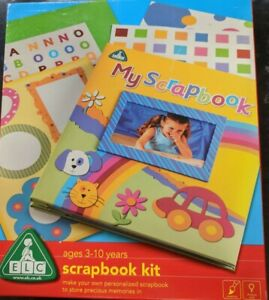 ELC / Early Learning Centre Scrap Book Kit
