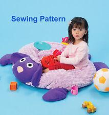 Kwik Sew K4078 PATTERN - Lamb and Dog Ball Pit - Brand New