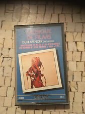 MUSIQUE DE FILM DUKE SPENCER K7 AUDIO